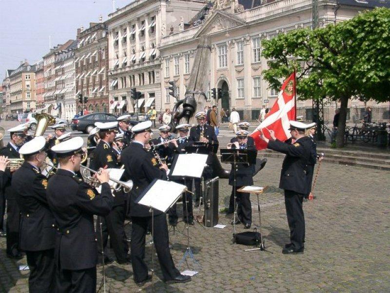 Dansk Politimusikkfestival i København 22.–26.05.03
