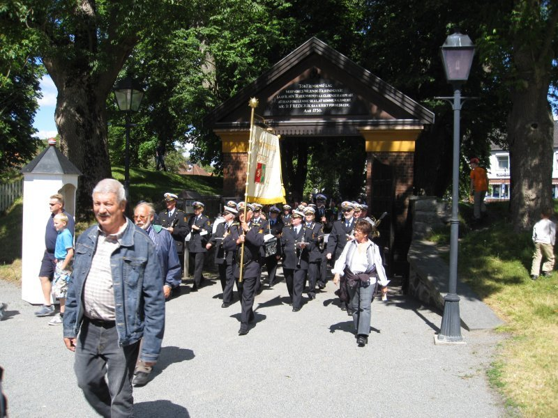 Glade dager i Stavern 21.06.08 (Foto: Jan-Erik Wang)