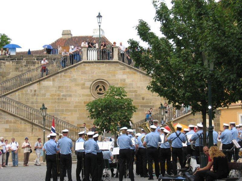 Jubileumstur til Praha og Europeisk politimusikkfestival 2005 (01.-06.06.05)