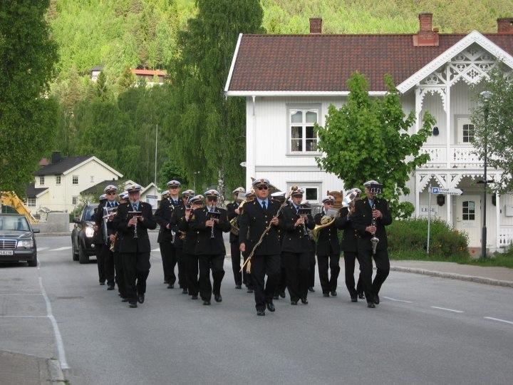 Oslo Politiorkester i Nesbyen 01.-03.06.12 (Foto: Anne-Marie Kollhus)