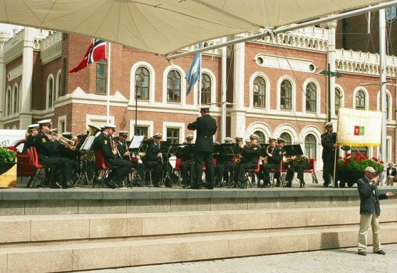 Norsk Politimusikkfestival i Drammen 04.–05.06.04