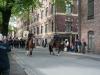 Parade med Politihestenes venner 09.05.07 (foto: Rytterkorpset v/Kjetil Pedersen)