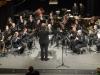 Oslo Politiorkester på etatskonserten i Sagene Festivitetshus (04.11.2017) (Foto: Marius Helgå)