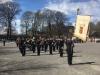 Oslo Politiorkester på NMFs jubileumsparade 28.04.2018 (Foto: NMF)