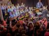 Oslo Politiets storband spiller for et 50 års lag på Cafe Teateret (27.01.2018)